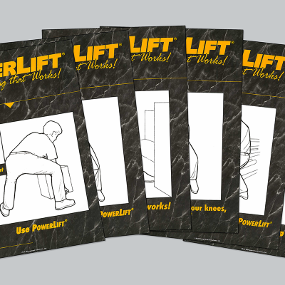 PowerLift Posters